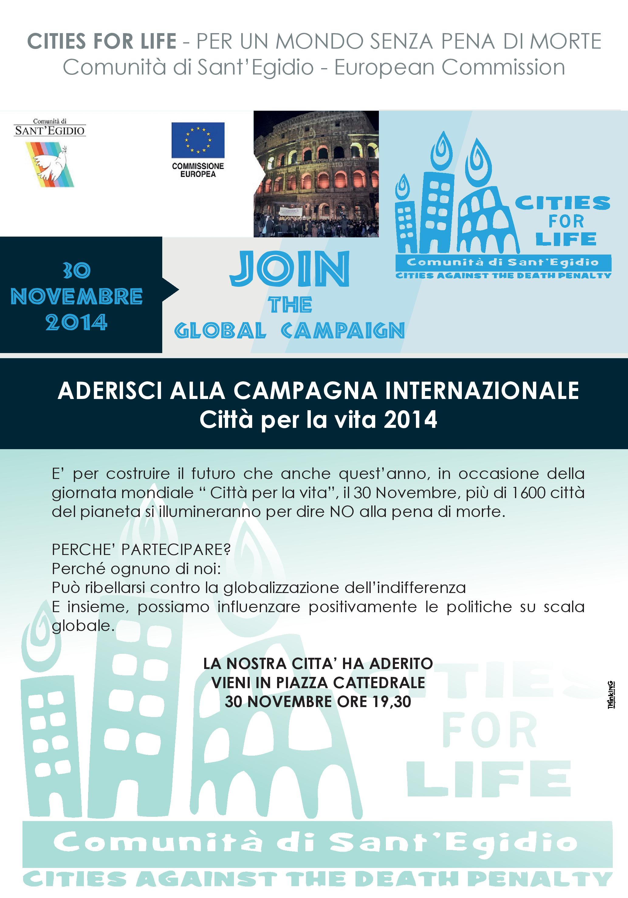 CITIES FOR LIFE - TROIA